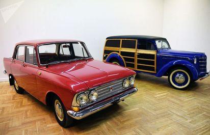 نمایشگاه خـودرو مسکو