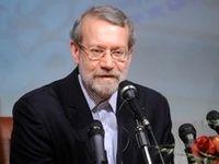 لاریجانی: مصوبه سنای آمریکا علیه ایران خلاف برجام است
