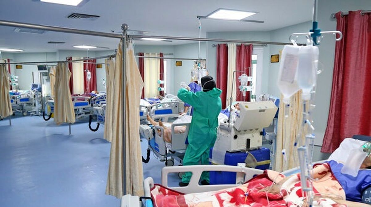 فاجعه کمبود پرستار در پیک پنجم کرونا