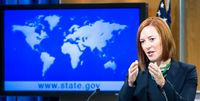 جن ساکی سخنگوی کاخ سفید دولت بایدن میشود