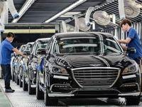تولید صنعتی در کره جنوبی نزولی شد