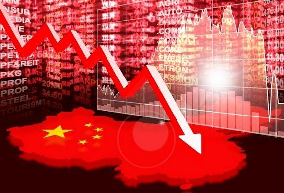اقتصاد چین در سه ماه ۶.۸درصد کوچک شد