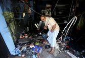 ادامه آزار مسلمانان در سریلانکا +تصاویر