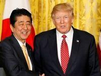 نخستوزیر ژاپن ترامپ را از نتایج گفتوگوها در ایران مطلع کرد