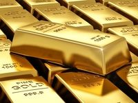 روند افزایشی طلا آهسته شد