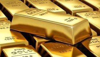 افزایش 3.7دلاری قیمت طلا در بازار جهانی