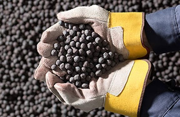 تولید آهن اسفنجی از مرز یکمیلیون تن گذشت