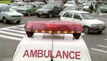 همسایه عصبانی با پنچر کردن 4چرخ آمبولانس باعث مرگ بیمار شد!