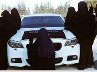 همسران انتحاری داعش در موصل مخفی شدهاند