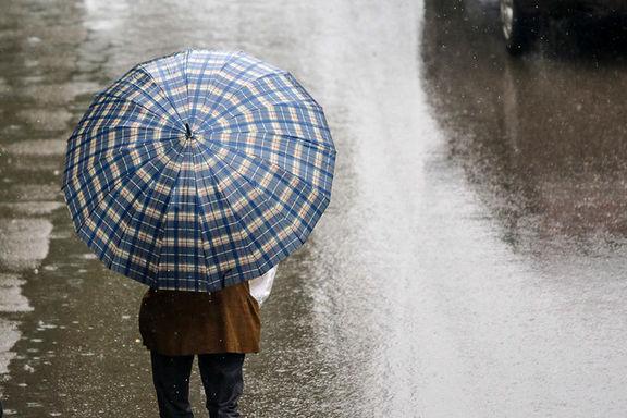 بارشها در شمال غرب کشور ادامه دارد