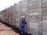اتمام ساخت دیوار مرزی ایران و ترکیه تا زمستان۲۰۱۷