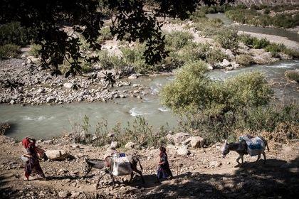 ریتم زندگی در روستای بویسان آباد +عکس