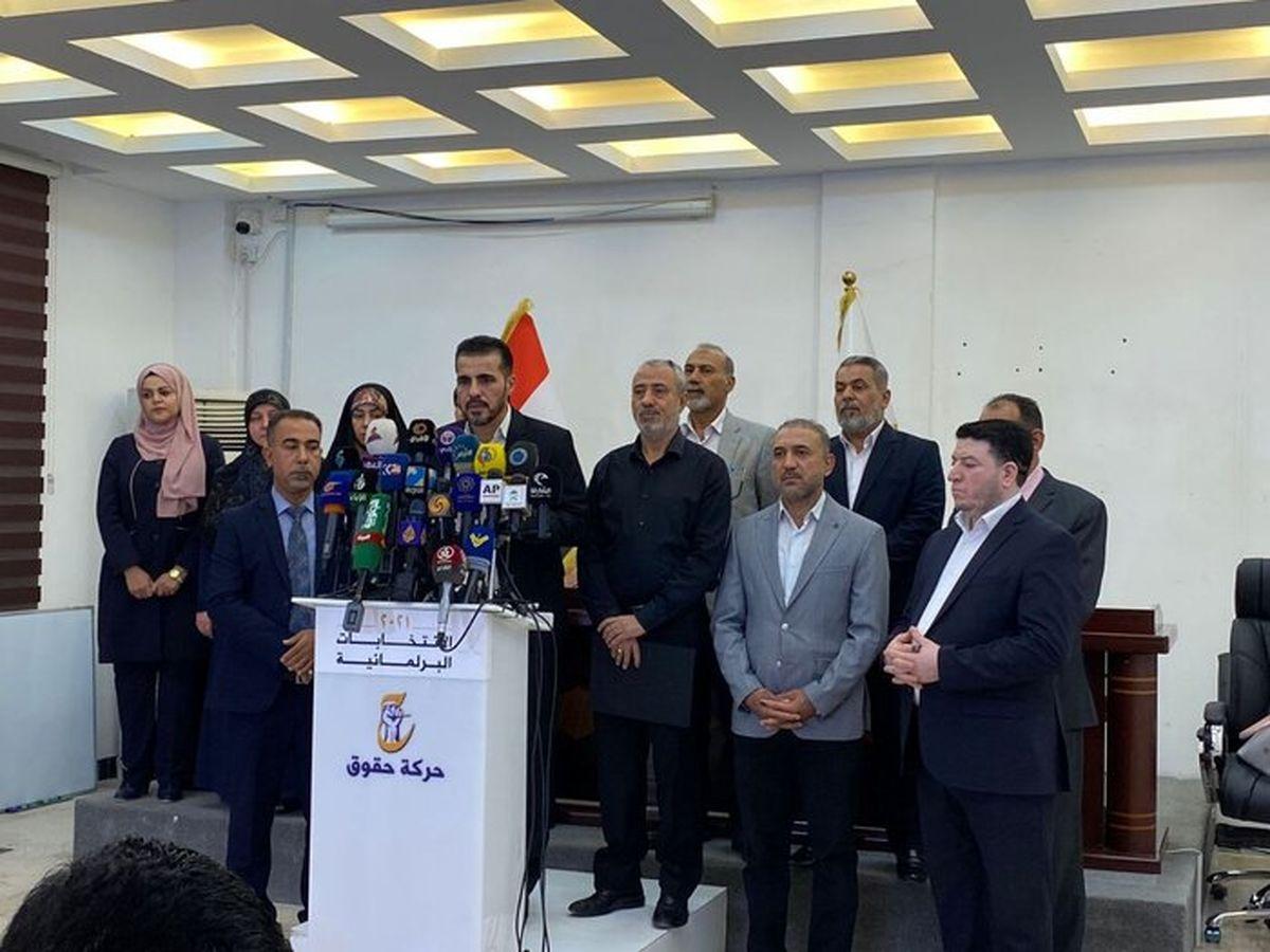 پلاسخارت مانع شمارش دستی آرای انتخابات عراق شد