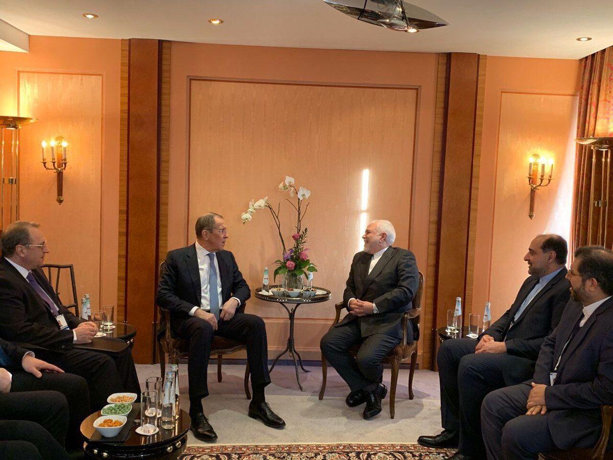ظریف و لاوروف با محوریت مقابله با کرونا گفتوگو کردند