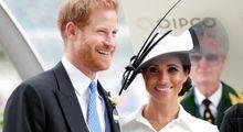 عروس جدید خاندان سلطنتی انگلیس در مسابقات اسبدوانی +تصاویر
