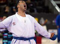 نایب قهرمانی ایران در کاراته وان مادرید با ۲طلا و ۲برنز