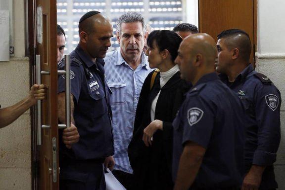 11سال حبس برای وزیر سابق صهیونیست متهم به جاسوسی