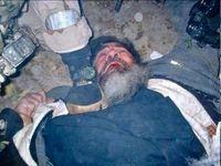تصویری کمتر دیدهشده از لحظه دستگیری صدام