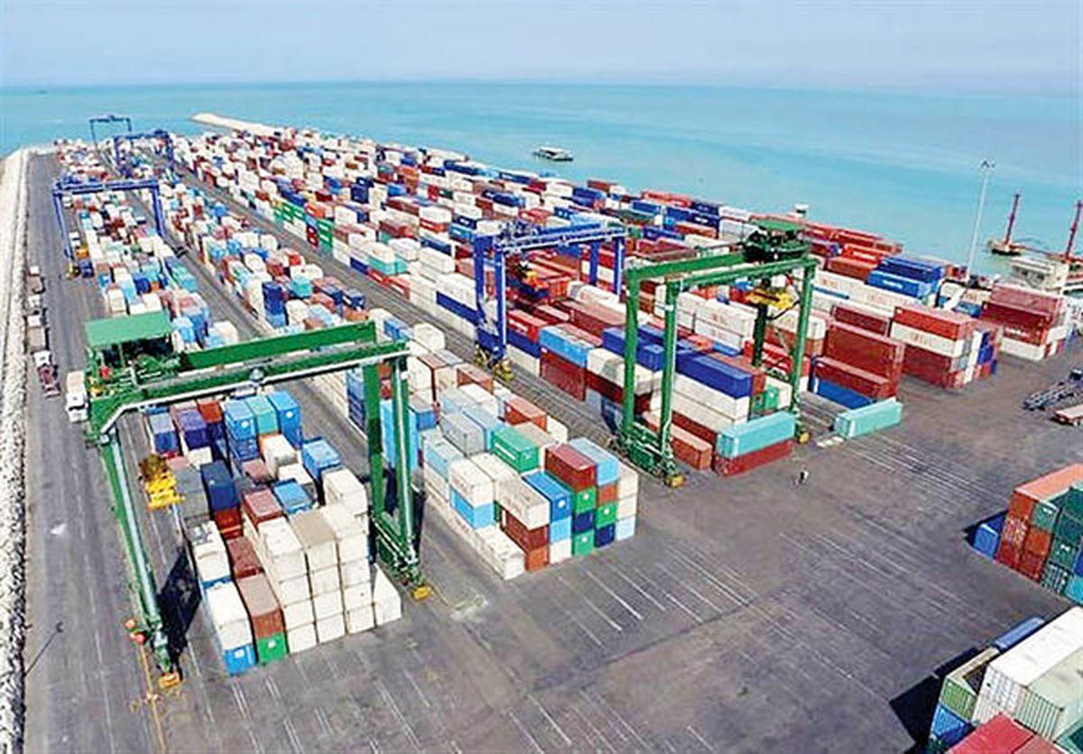 تجارت خارجی کشور از مرز ۴۴میلیارد دلار گذشت