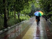 ١٥ استان کشور امروز با بارش باران همراه است