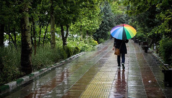 تداوم بارش در استان تهران