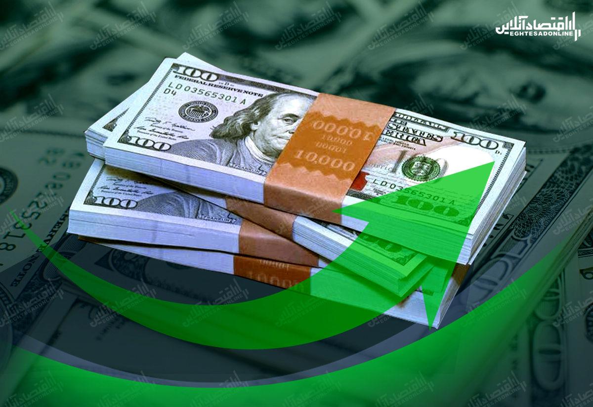 قیمت دلار در صرافی ملی باز هم گران شد