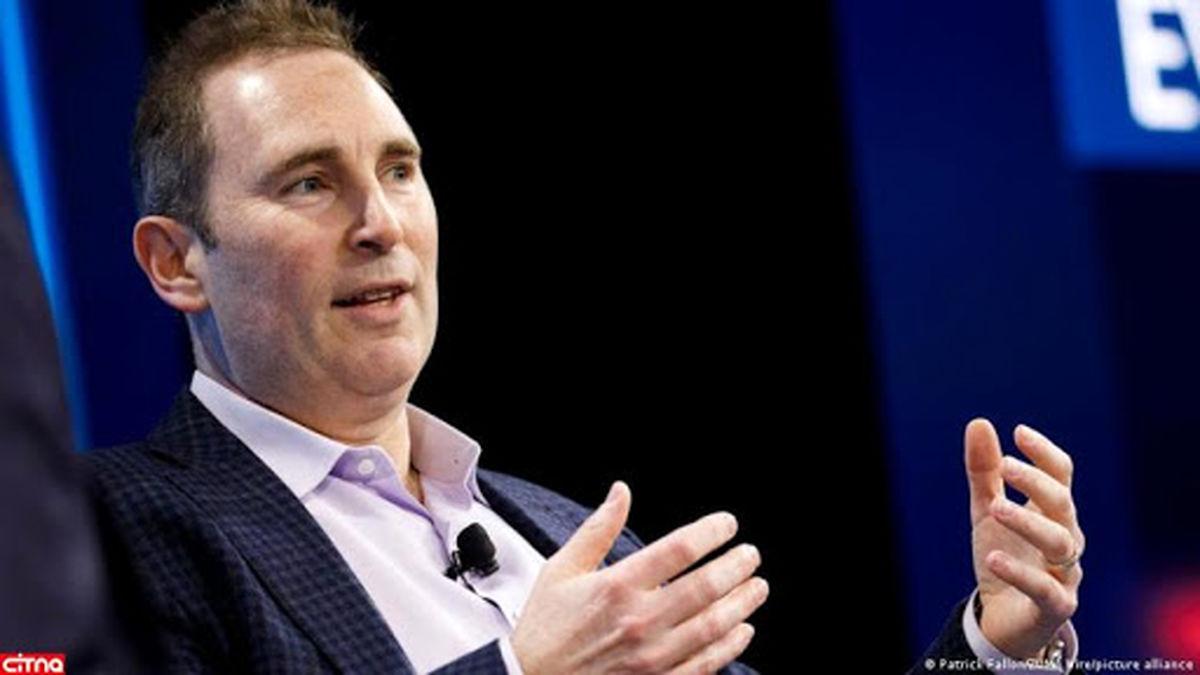 مدیرعامل جدید آمازون، میلیاردر نیست