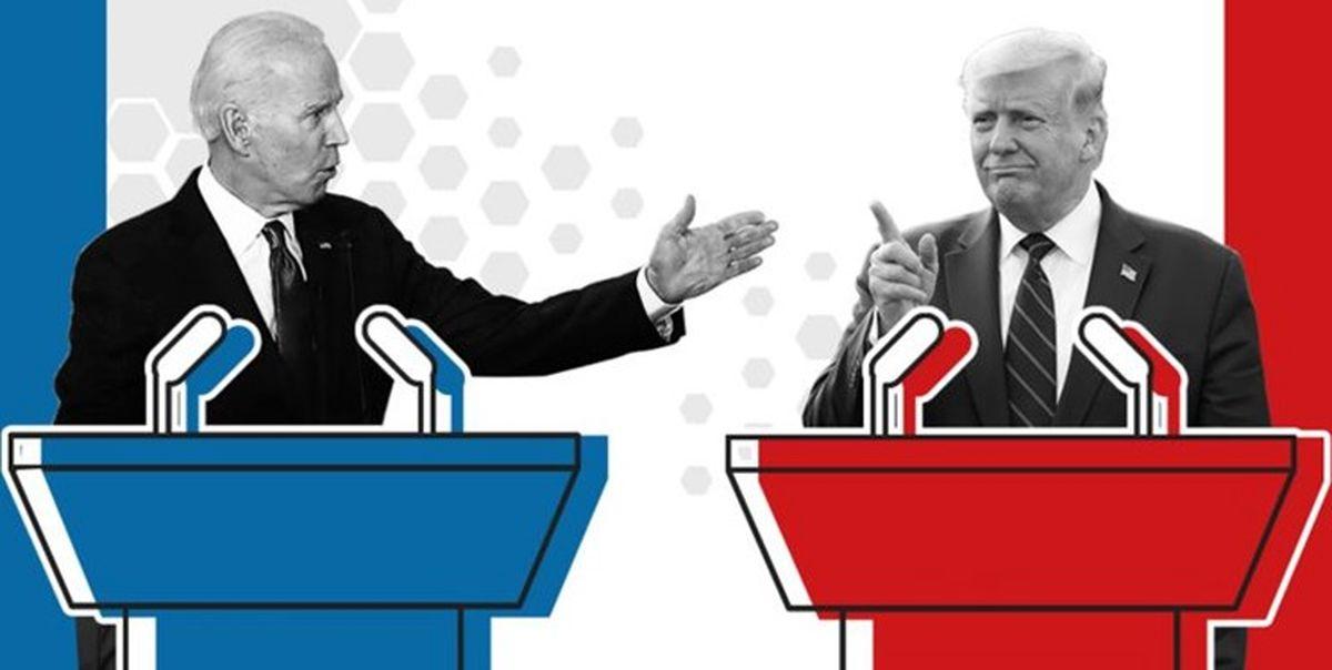 محور اصلی مناظره پایانی ترامپ و بایدن اعلام شد