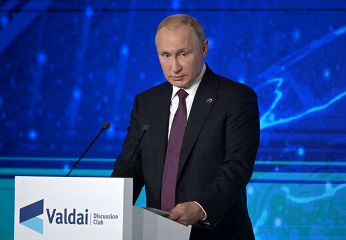 خاورمیانه در دستان پوتین