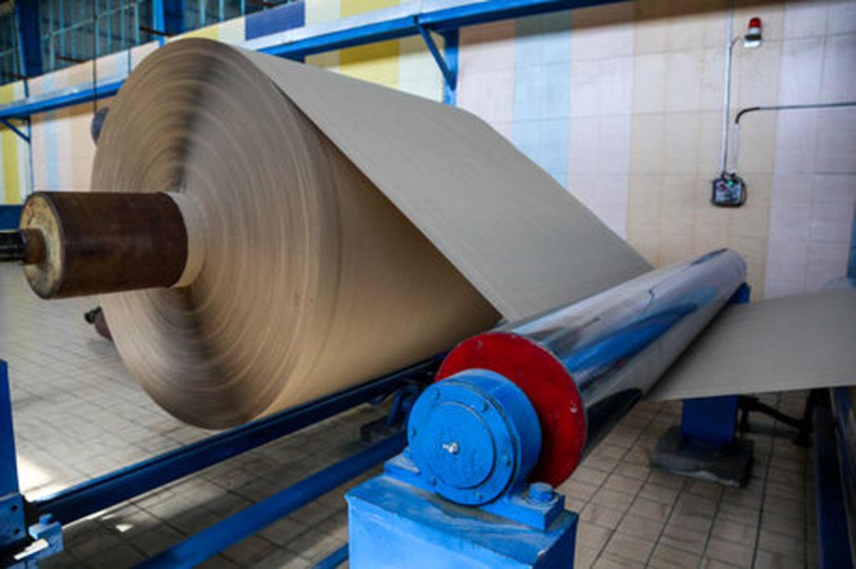 افزایش تعرفه واردات کاغذ برای حمایت از تولید