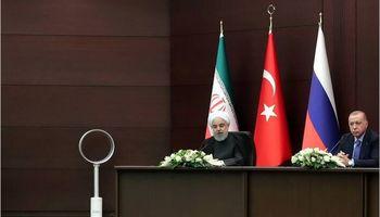 پنکه روحانی در ترکیه +عکس