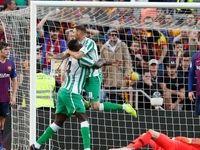 بازگشت مسی با شکست بارسلونا همراه شد