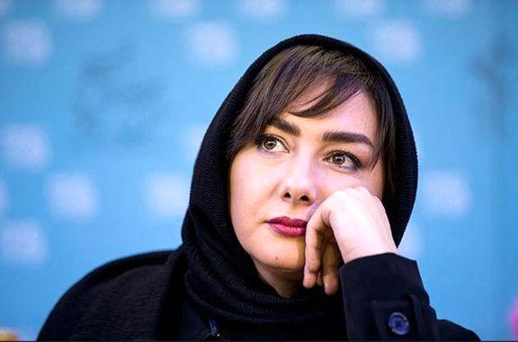 روایتی از کم شنوا شدن خانم بازیگر +عکس