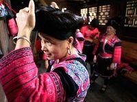 در این قبیله هیچ زنی حق کوتاهکردن موهایش را ندارد +تصاویر