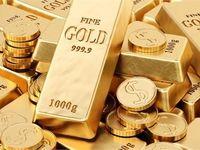 قیمت طلا در دنیا هم گران شد