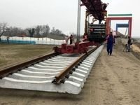خطوط ریلی ایران محتاج توجه ویژه است/ فولادیها در تولید ریل پیشقدم شوند