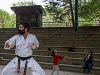 بازگشایی برخی از بوستانهای تهران +تصاویر