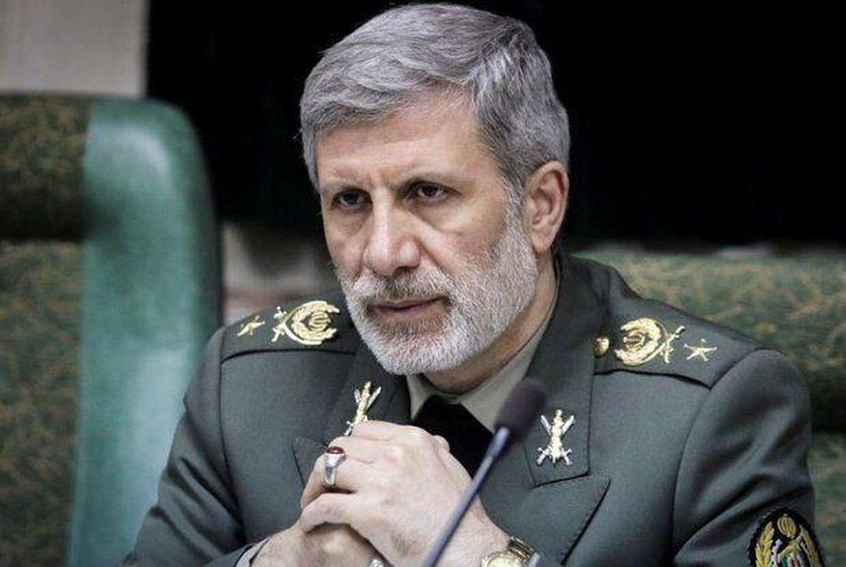 وزیر دفاع عراق به تهران میآید
