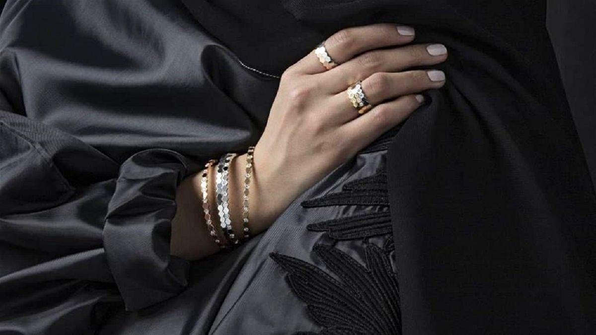 چرا باید قبل از خواب جواهرات خود را درآورید؟