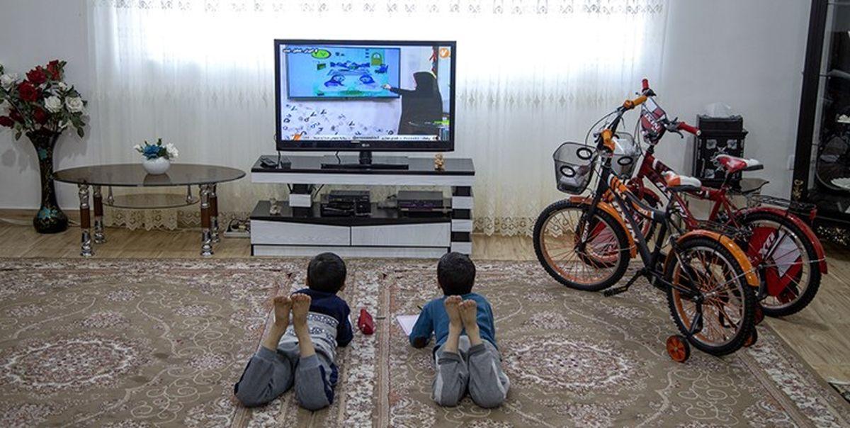 برنامه معلمان تلویزیونی در روز 19مهر