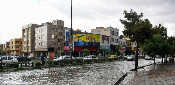 اصل غافلگیری در سطح استان تهران برای مقابله با بارشها پذیرفته نیست