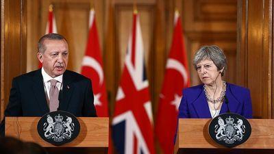 اردوغان: انتقال سفارت آمریکا به قدس غیرقابل قبول است