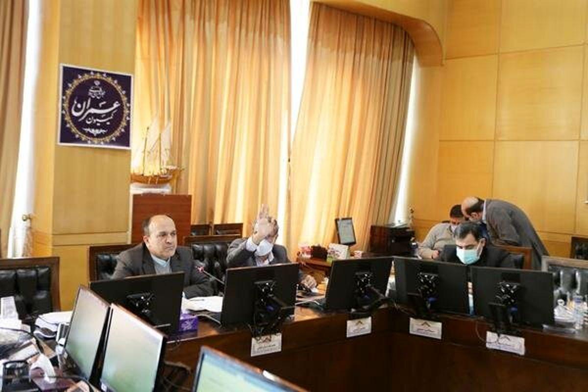 موافقت کمیسیون عمران مجلس با وزیر پیشنهادی نیرو