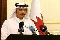 وزیر خارجه قطر با نماینده آمریکا در امور ایران گفتگو کرد