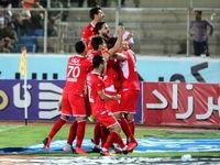 سومین قهرمانی متوالی پرسپولیس در لیگ برتر