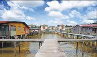یکی از پولدارترین روستاهای جذاب جهان +تصاویر