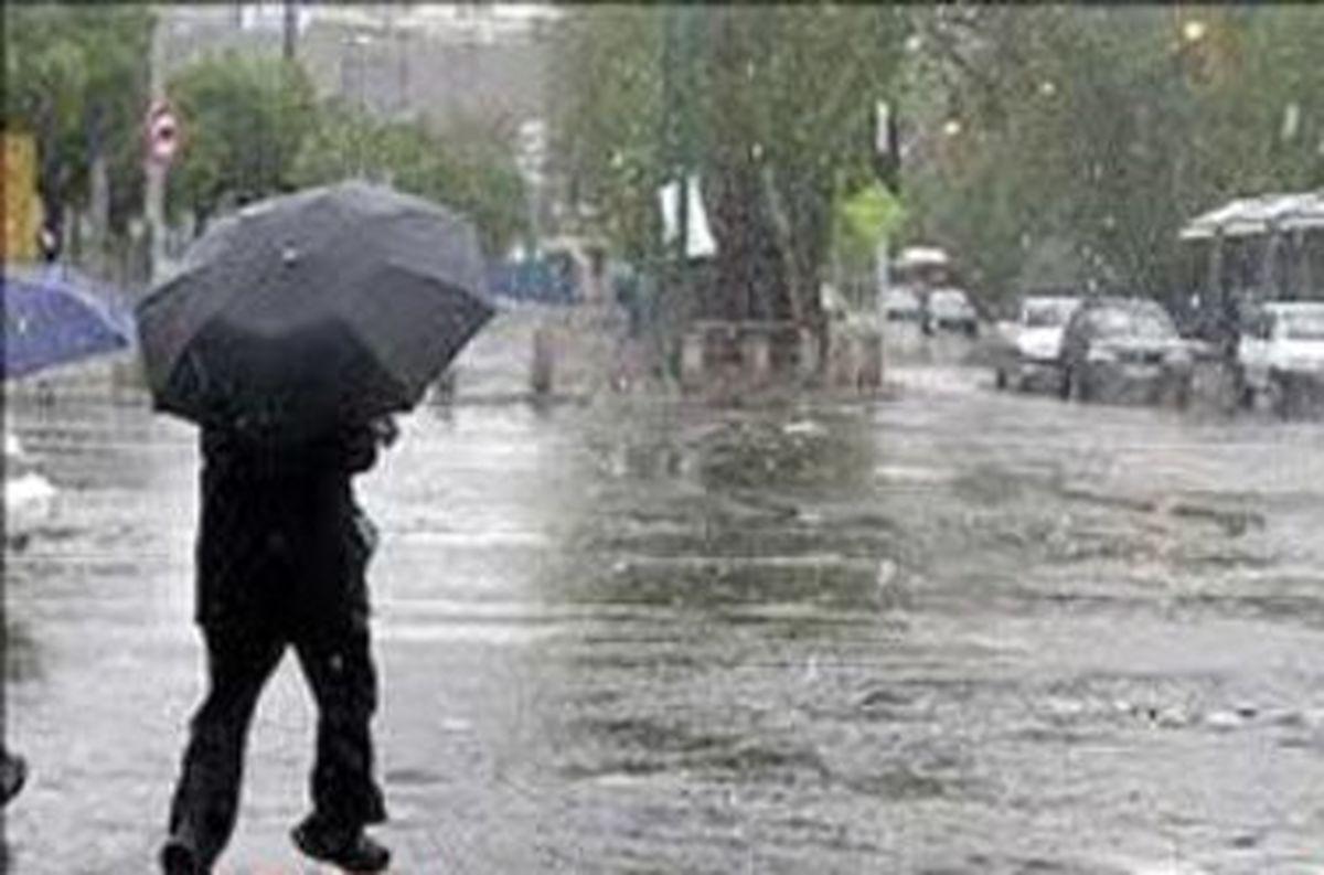 ورود سامانه بارشی جدید به کشور از سهشنبه