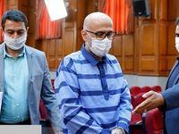 دومین جلسه رسیدگی به اتهامات اکبر طبری +عکس