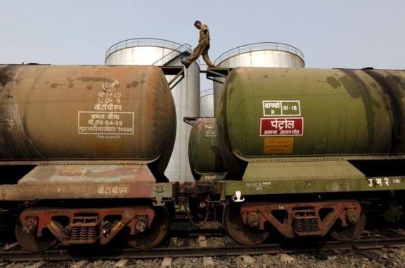 افزایش صادرات نفت آمریکا به هند در آستانه تحریمهای ایران