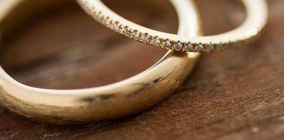 انگشتر تنگ برای عروس و داماد دردسرساز شد